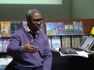 Professor Donald Palmer